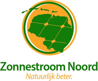 Zonnestroom noord logo